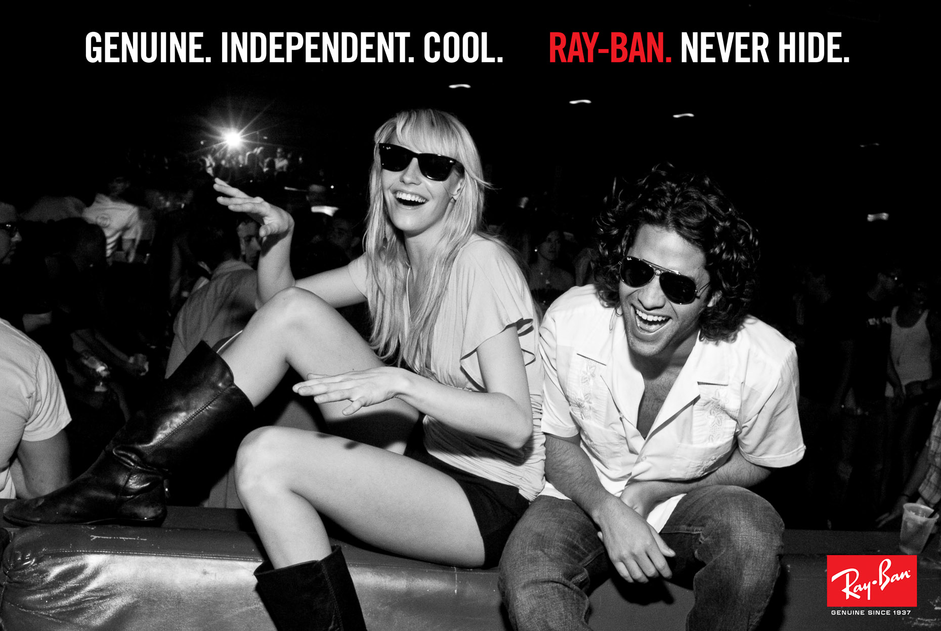 Justin_Jay_Ray Ban Laugh